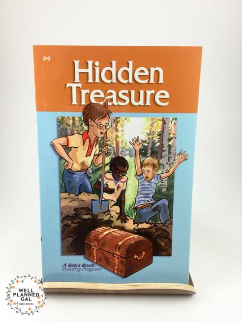 Hidden Treasure: Reading Program