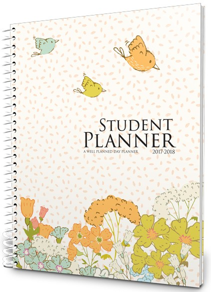 2017-2018 Student - Floral