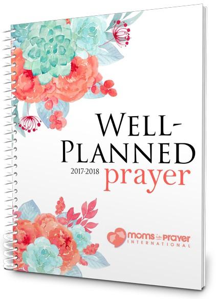 2017-2018 Well Planned Prayer
