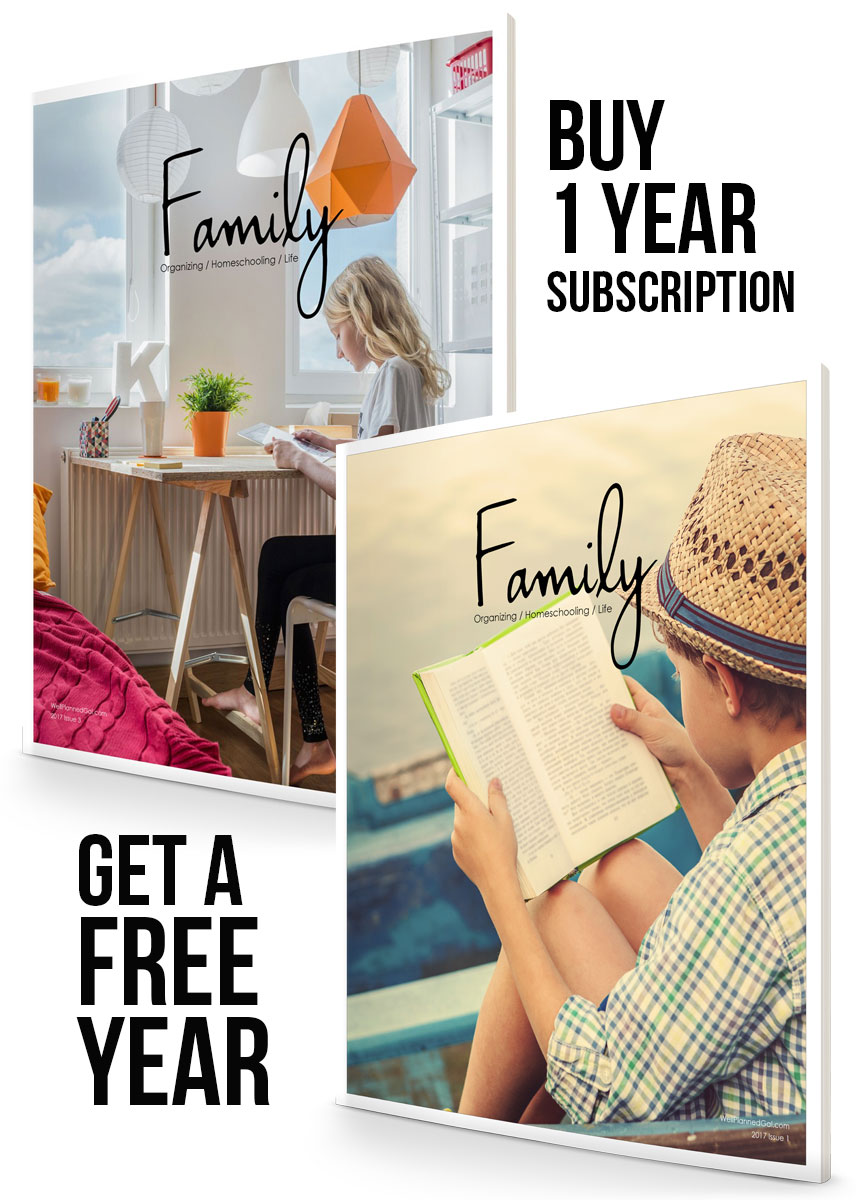 Subscription Special