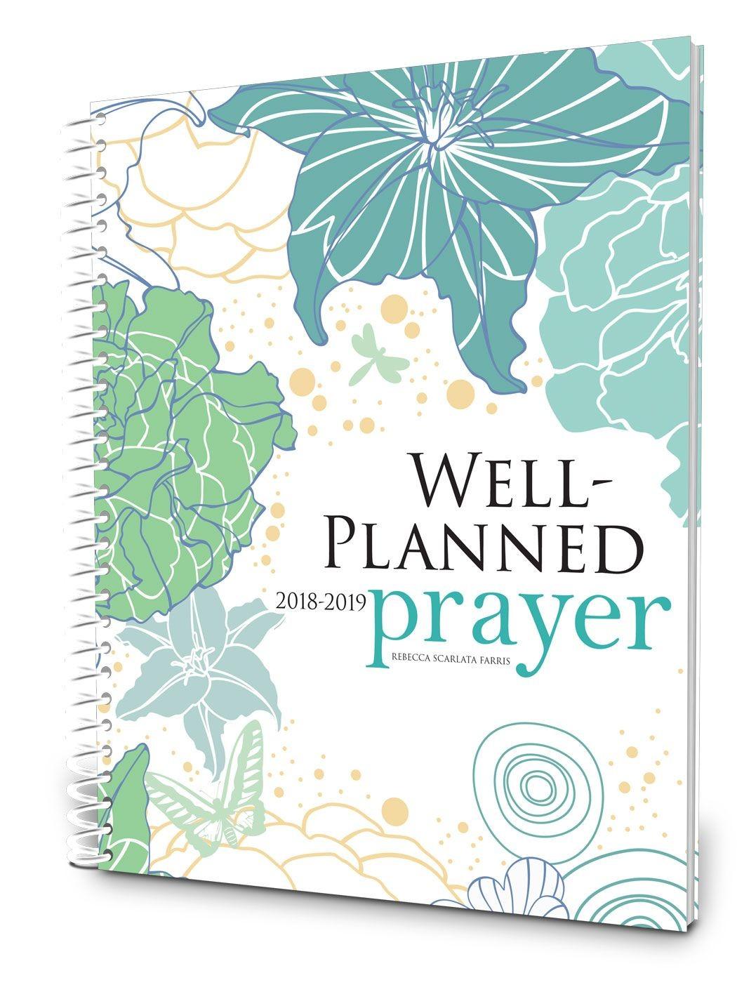 Well Planned Prayer Planner