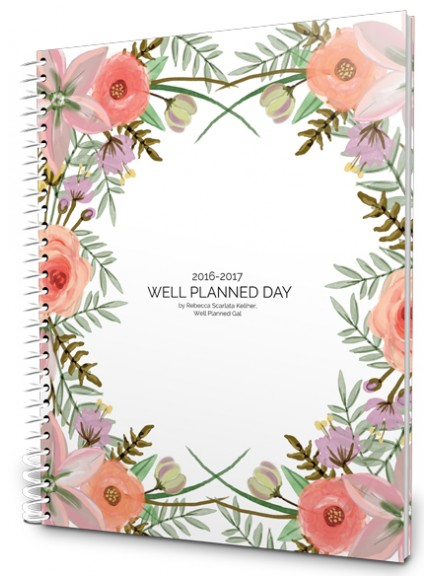 2016-2017 Homeschool Planner
