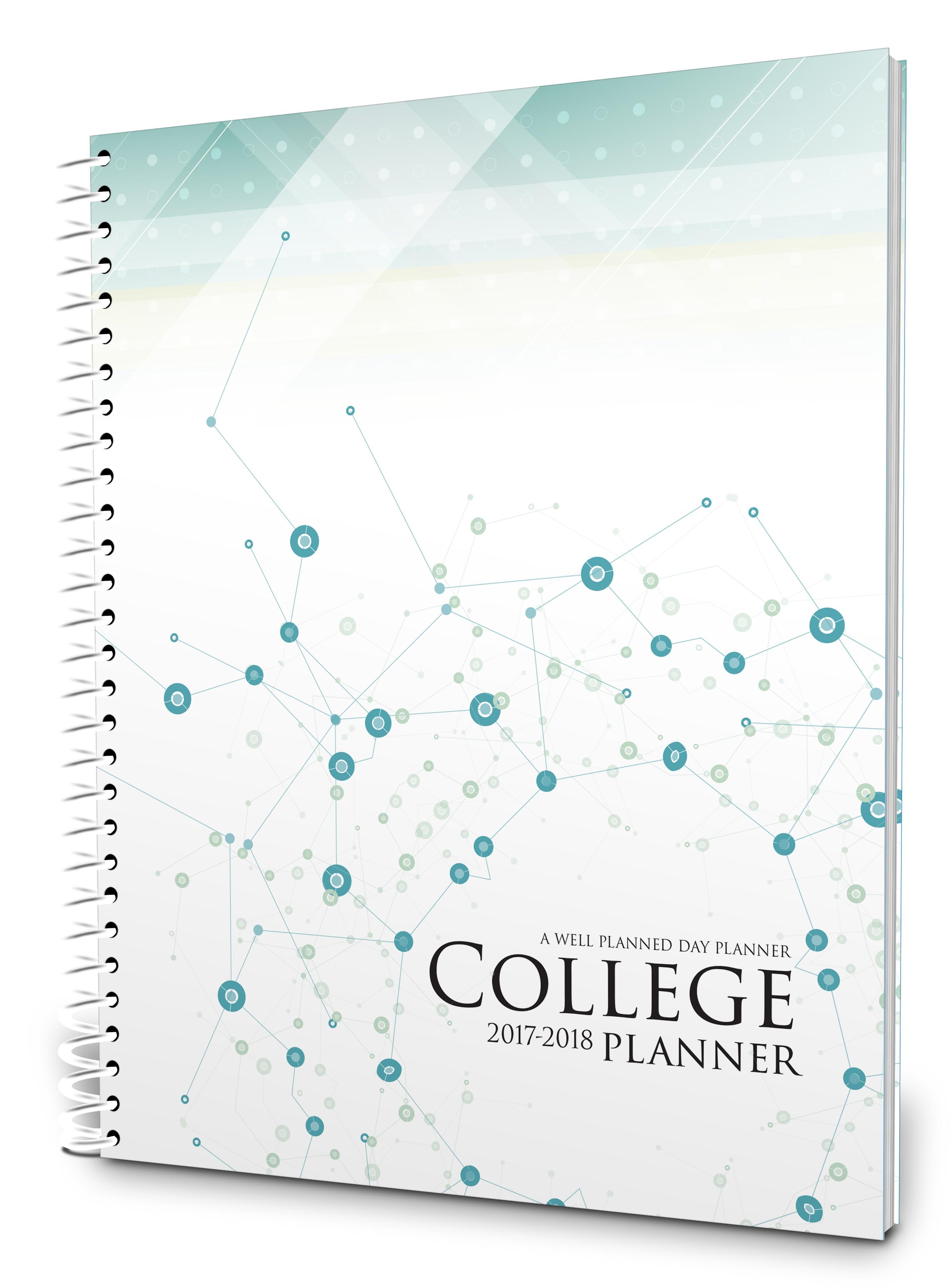 college organizer planner